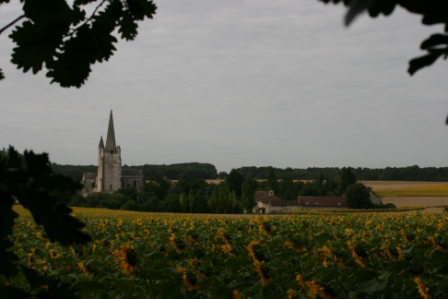 Gites in the Loire Valley